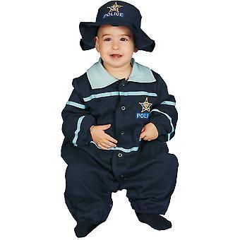 Police Officer Infant Costume