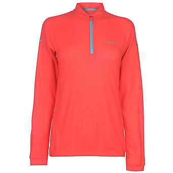 Muddyfox Womens Cycling Long Sleeve Jersey Ladies