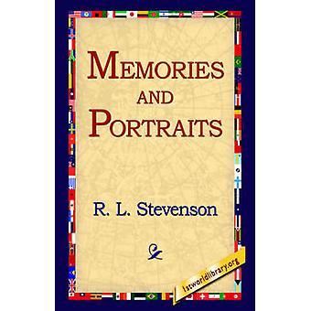 Minner og portretter av Stevenson & Robert Louis