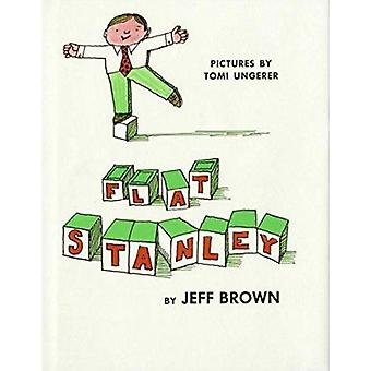 Flat Stanley by Brown - Jeff - 9780060206819 Book