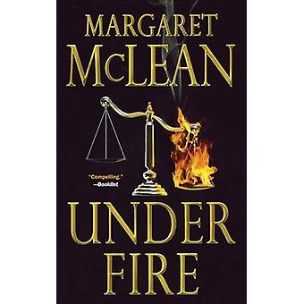 Under Fire by Margaret McLean - 9780765393739 Book