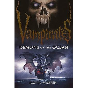 Demons of the Ocean by Justin Somper - 9781417782871 Book