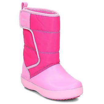 Crocs Lodgepoint Snow Boot 2046606LR universella året spädbarn skor