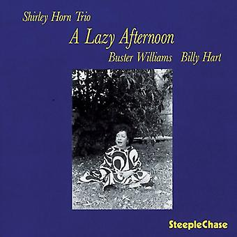 Skirley Horn - Lazy Afternoon [CD] USA import