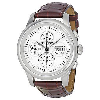 Tissot Le Locle lederen Automatic Chronograph Mens Watch T41131731