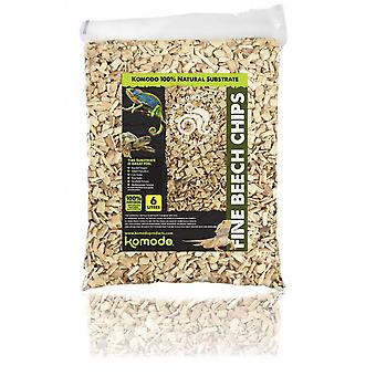Komodo Course Beech Wood Chips