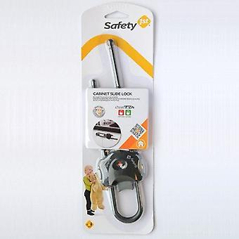 Safety 1st Cabinet Slide Lock Grey