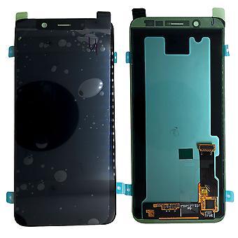 Samsung écran LCD complet set GH97 21897A noir pour Galaxy A6 A600FN 2018