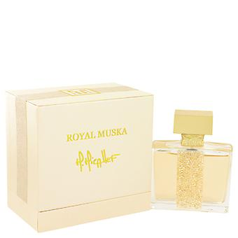 M. Micallef Royal Muska Eau de parfum 100ml EDP spray
