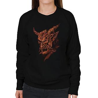 Alchemy Lord Of Illusion Women's Sweatshirt