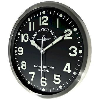Zeno-Watch - Wanduhr - Pilot Clock XL - CL85Q-a1