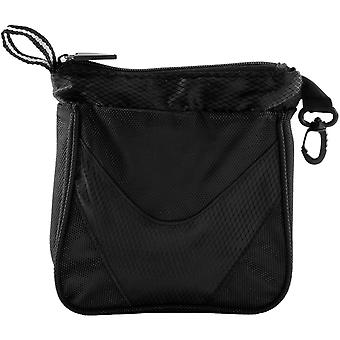 Izzo Golf Valuables Golf Bag Storage Pouch