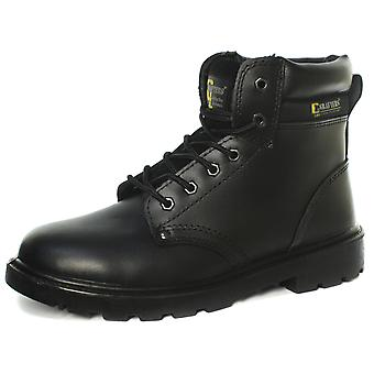 Grafters Apprentice 6 Eye Mens Safety Boots  AND COLOURS