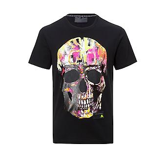 Printed Logo Tee Shirt Need You - Philipp Plein