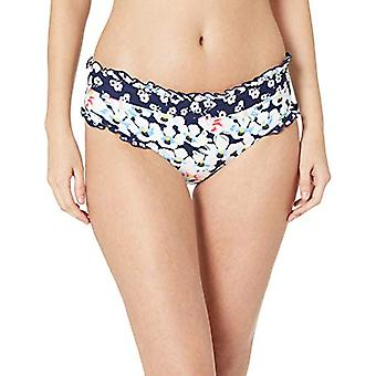 Anne Cole Studio Women's Cheeky Bikini Swim Bottom,, MultiColor, Size X-Large