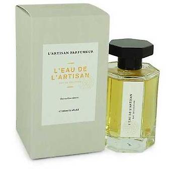 L'eau De L'artisan By L'artisan Parfumeur Eau De Cologne Spray 3.4 Oz (men) V728-543540