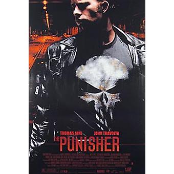 The Punisher (Double Sided Regular Style A) Original Cinema Poster