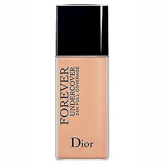 Christian Dior Diorskin Forever Undercover Foundation 035 Desert Beige 1.3oz / 40ml