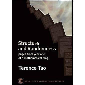 構造とランダム - 数学ブログの 1 年のページ