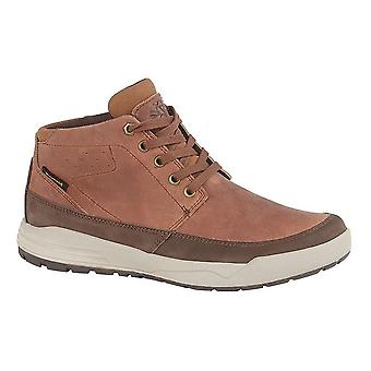 Woodland Mens Crazy Horse Leather Ankle Boots