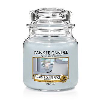 Yankee Candle Classic Medium Jar A Calm & Quiet Place 411g