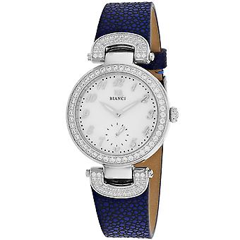 Roberto Bianci Women's Alessandra White mother of pearl Dial Watch - RB0612