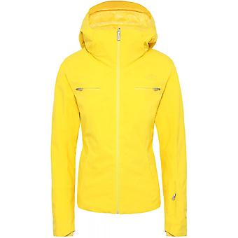 North Face Women's Anonym Jacket - Vibrant Yellow