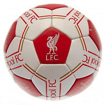 Liverpool FC Signature Football Gift Set