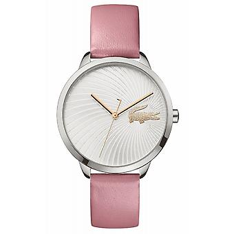 Lacoste 2001057 Women's Lexi Pink Leather Wristwatch