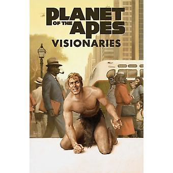 Planet of the Apes Visionaries by Pierre Boulle