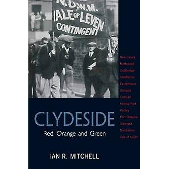 Clydeside Red Orange and Green par Ian R Mitchell