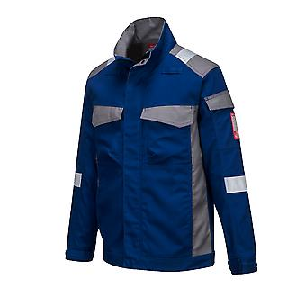 Portwest - Bizflame Ultra Two Tone Flame Resist Workwear Jacket