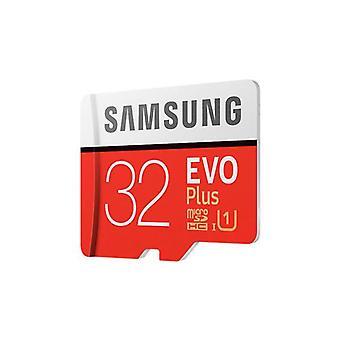 Samsung Evo Plus microSD kártya SD adapter 32 GB