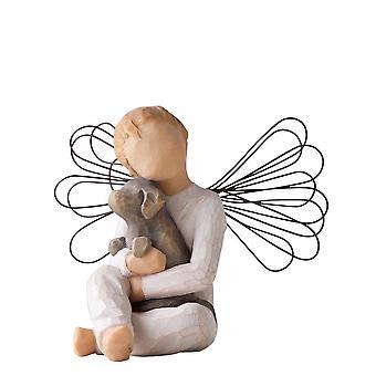 Willow Tree ange de Figurine de confort