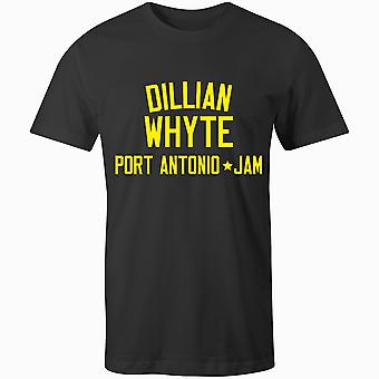 Dillian Whyte Boxlegende T-Shirt