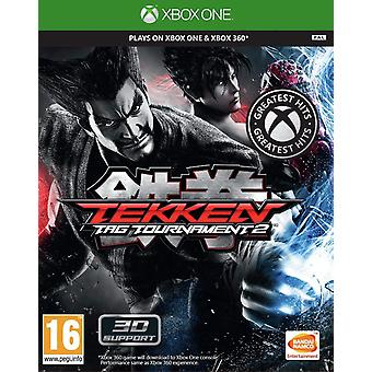 Tekken Tag Tournament 2 X360 Juego (XBox One Compatible)