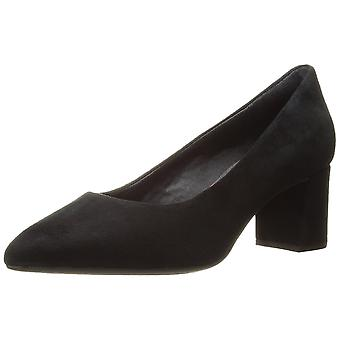 Rockport Womens Total Motion Suede Pointed Toe Classic Pumps