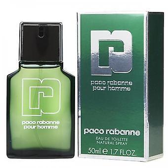 Paco Rabanne Pour Homme Eau de toilette spray 50 ml