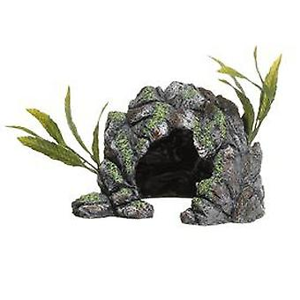 Marina MARINA DECO CAVE POLYRESIN, MEDIUM (Vissen , Decoratie , Rotsen en grotten)