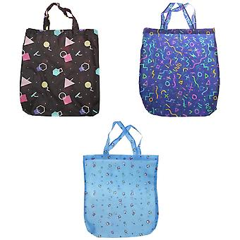 Tasche für kompakte Wiederverwendbare Einkaufstasche Leben.