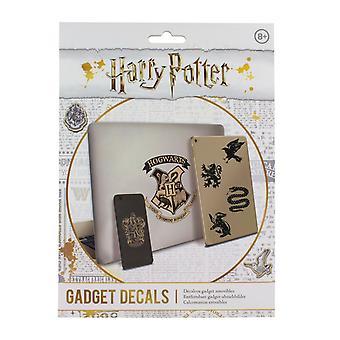 Harry Potter Gadget Décalcomanes - Autocollants réutilisables et imperméables