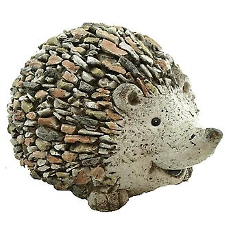 Hedgehog Granite 32cm Garden ornament MGO