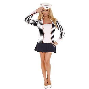 Frauen Sailor Kostüm
