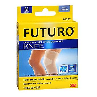 Futuro comfort lift knee support, mild support, medium, 1 ea