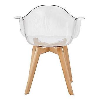 Wood4you - Clover PC Essstuhl - Pariso - Low - Sitzhöhe: 41 cm - 2 Stück