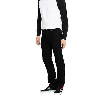 Chet Rock Black Slim Jim Jeans 34 R