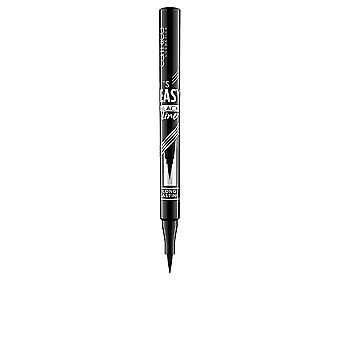 Catrice It-apos;s Easy Liner Long Lasting #010-blackest Black 1 Ml For Women