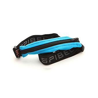 Running Belt Pouch Zeibe SPIBELT 03 Black Turquoise