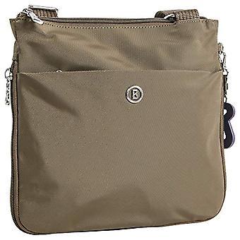 Bogner 4190000120 ruskea naisten olka laukku (ruskea (Khaki 603)) 7x24x25 cm (B x H x T)