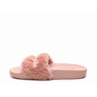 Bebe Womens Furiosa Open Toe Casual Slide Sandals